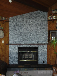 Beautiful Fireplace Veneers: Before and After Photos
