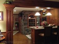 Interior Walls Get a Cozy New Look