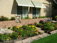 Remodeling Retaining Walls with Decorative Panels