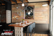 Designing with Faux Reclaimed Wood: The Advantages