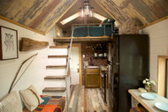 Tiny House Design with Timeless Appeal