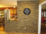 Easy Panel Repair: Recovering from a Dart Board Disaster