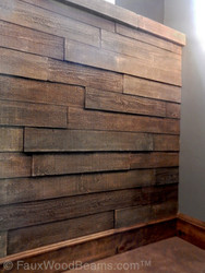 Not Your Grandma's Wood Paneling