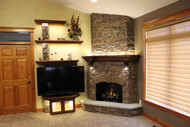 How to Build an Amazing Stone Fireplace (The Easy Way)