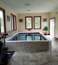 Pool Surround Ideas: Looking Cool in Coral