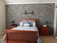 Adding Eye-Catching Texture with Accent Walls
