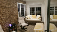 A Sunroom Design That Shines