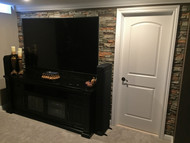 Basement Wall Ideas: Check Out This 3 Hour Project