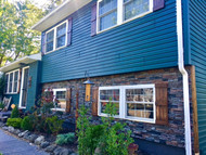 How to Put Up Siding That Looks Like Stone