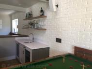 White Brick Veneer: A Smart Design Choice