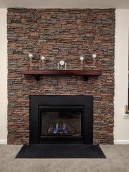 Fireplace Wall Design: It's All in the Details