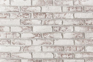 Creating a Realistic Faux Brick Accent Wall
