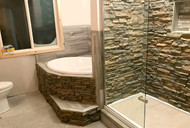 Easy Bathtub Makeovers With Faux Panels