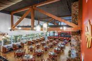 Sustainable Interior Design at Fair Oaks Restaurant