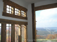 Reclaimed Wood Beams – Green Building at its Best