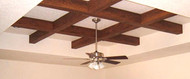 Helpful Tip Tuesday - Art of the Coffered Ceiling