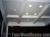 Helpful Tip Tuesday - Art of the Coffered Ceiling, Part 3