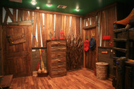 The Tree Fort Room on Extreme Makeover