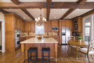 Creating an Exposed Beam Ceiling: Your Options