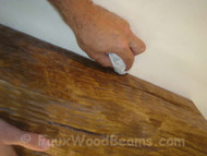The Secret of the Simulated Wood Beam