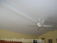 A Faux Solution to a Shifting Ceiling