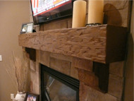 In Fireplace Makeovers, Three Ideas are Better Than One!