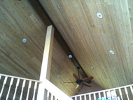 Home Improvement Project Made Easy with Faux Beams