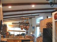 DIY Installation of Decorative Beams