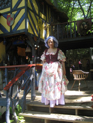 Love the Ren Faire look? Recreate it with Faux Wood Beams!