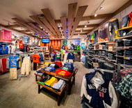 Brothers Store Interior: The Finished Product