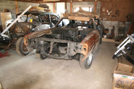 Breathing New Life into Old Cars with Faux Wood Beams