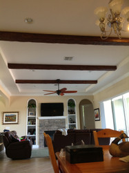 Alcove Ceiling Gets a Fresh New Look