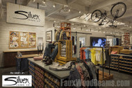 Faux Wood Is an Easy Solution for Retailers