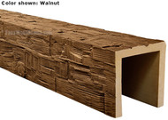 Introducing the Faux Rough Hewn Wood Style