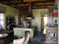 How to Make a Coffered Ceiling with Beams