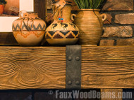 Add Charm with Decorative Beam Straps