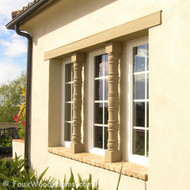 Window Headers Make Fabulous Exterior Accents