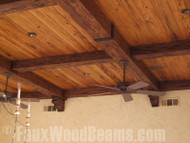 How to Join Beams for a Seamless Ceiling
