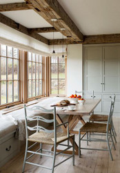 Rustic Style with Modern Features in a Martha's Vineyard Farmhouse