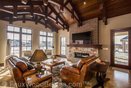 Ceiling Treatments: More is More with Beams & Panels