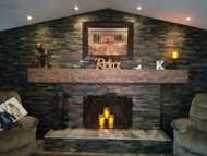 How to Update a Fireplace to a More Modern Look