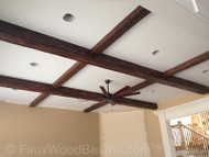 Ceiling Remodeling Tips with Custom Timber Beams
