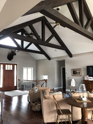 A-Frame Ceilings: Design Ideas With Beams