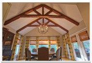 Introducing the NEW Custom Timber Beams: Improved Finish, Durability, More Sizes!