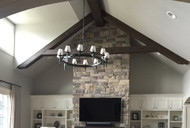 The Benefits of Faux Wood Trusses