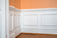 What's the Difference Between Paneling and Wainscoting?