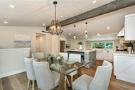 Get a Look at our NEW Custom Reclaimed Ceiling Beams