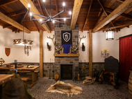 What are Fire Rated Faux Wood Beams?