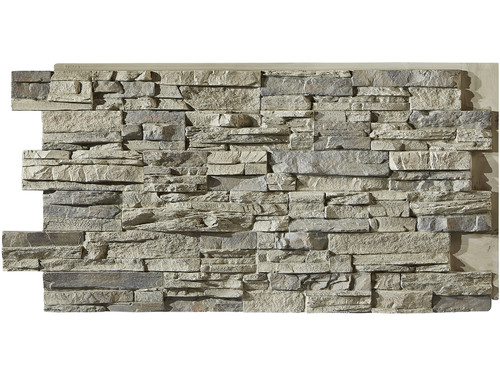 Colorado Dry Stack Stone Wall Panel