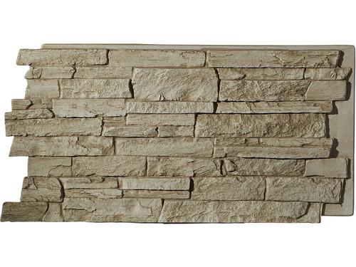 Dakota Dry Stack Stone Wall Panel